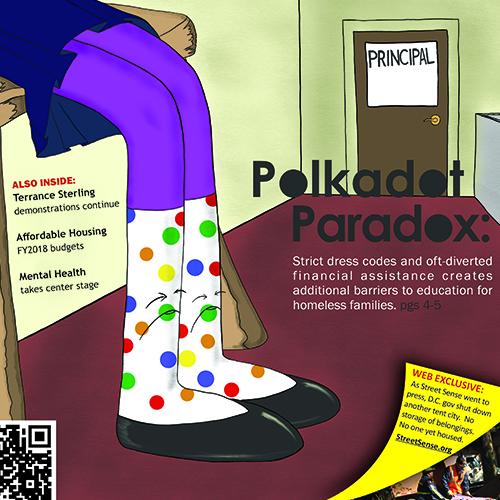 Polkadot Paradox